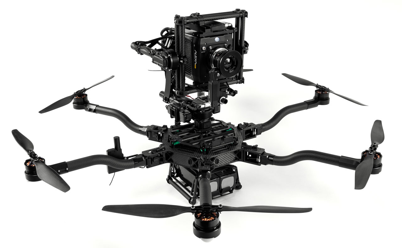 Aerial Cinematography Drone
