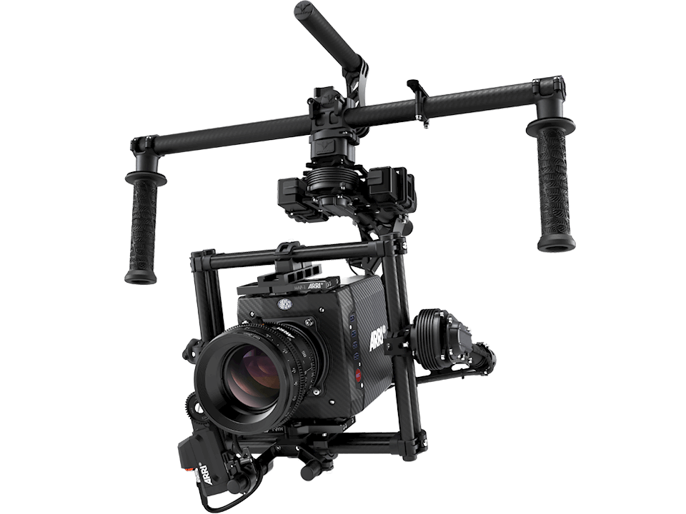Movi M15 SkySight Aerial Cinematography