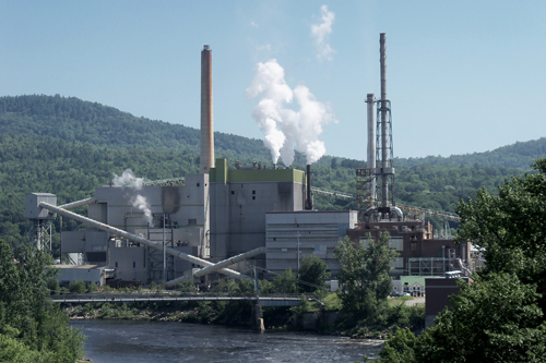 Georgia Pacific Paper Mill
